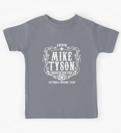 Iron Mike Tyson Kids Tee