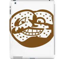 freunde team crew riesig groß durst logo bier krug saufen trinken party feiern spaßtrinken alkohol symbol cool shirt oktoberfest  iPad Case/Skin