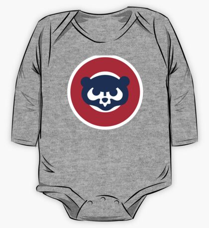 cubs One Piece - Long Sleeve
