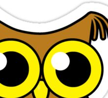 Baby Owl Sticker