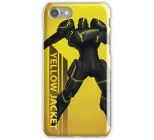 Yellow Jacket iPhone Case/Skin