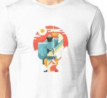 Epic David And Goliath Christian Bible Scene - 1 Samuel 17 Unisex T-Shirt