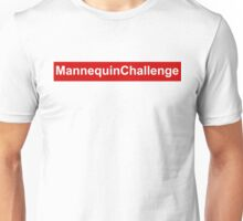 mannequin challenge red box Unisex T-Shirt