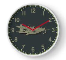 "Cartoon ""Sunderland"" Clock"