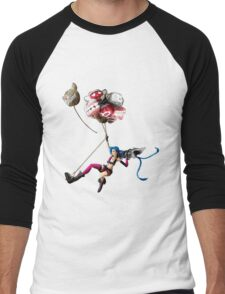 JINX LEAGUE OF LEGENDS Men's Baseball ¾ T-Shirt