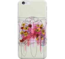 Caged Flowers iPhone Case/Skin