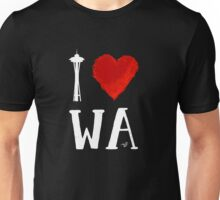 I Heart Seattle (remix) Unisex T-Shirt
