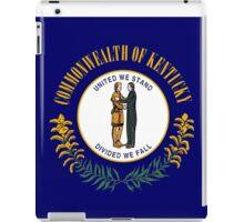 Kentucky State Flag  iPad Case/Skin