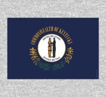 Kentucky State Flag  by USAswagg