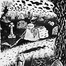 A Pleasant Night's Work by Wilbur Dawbarn