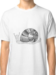 Slow and Steady Wins the Race Classic T-Shirt