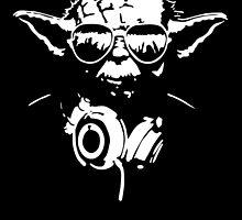 DJ Yoda by monsterdesign