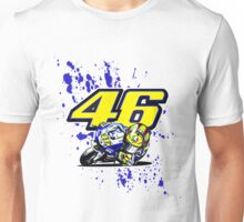 Valentino Rossi 46 forever world champion Unisex T-Shirt
