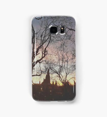Sunrise on mountain Samsung Galaxy Case/Skin