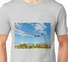 Concorde On Finals Unisex T-Shirt