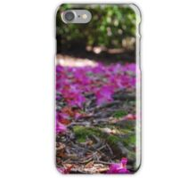 Fallen Blossom iPhone Case/Skin