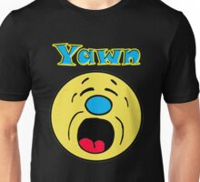 Iskybibblle Products Yawn Unisex T-Shirt