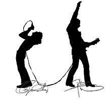 Roger Daltrey & Pete Townshend by jlghrspm6470