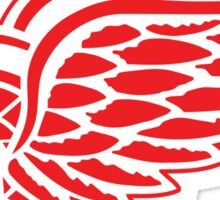 National Hockey League - Detroit Red Wings Sticker