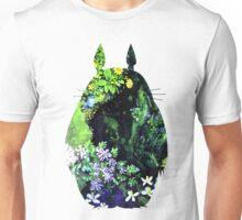 Totoro from Hayao Miyazaki - colorful Unisex T-Shirt