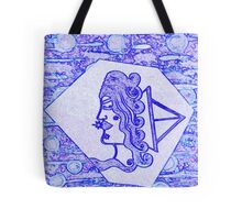 Into The Waves by Nikki Ellina Tote Bag