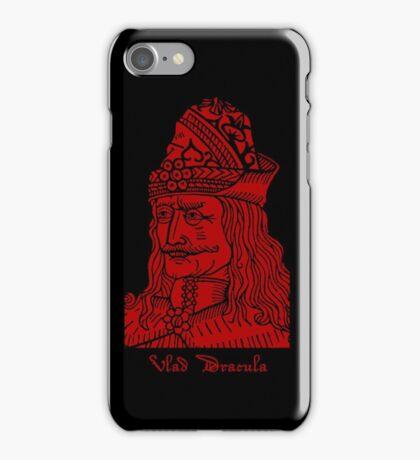 Vlad Dracula Tepes The Impaler Vampire iPhone Case/Skin