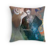 Sandman Overture Throw Pillow