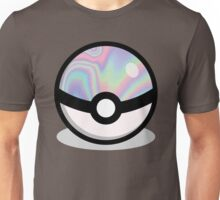 Holographic Pokeball Unisex T-Shirt