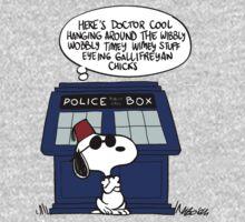Doctor cool Kids Tee