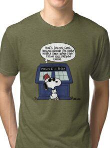 Doctor cool Tri-blend T-Shirt