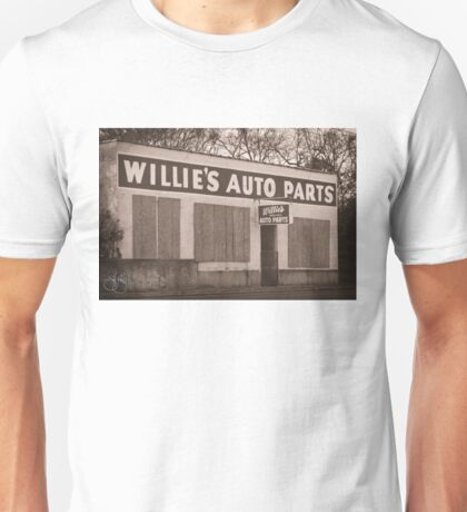 Willie's Unisex T-Shirt