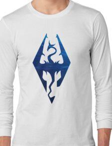 Skyrim has drowned Long Sleeve T-Shirt