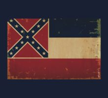 Mississippi State Flag VINTAGE by USAswagg