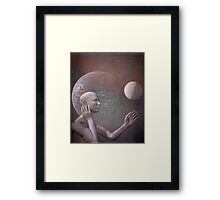 Brave New World II Framed Print