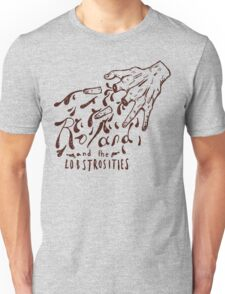 Roland and the Lobstrosities Unisex T-Shirt