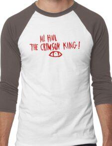 The Crimson King Men's Baseball ¾ T-Shirt