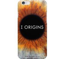 I ORIGINS. iPhone Case/Skin