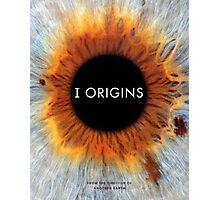 I ORIGINS. Photographic Print