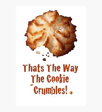 Cookie Photographic Print