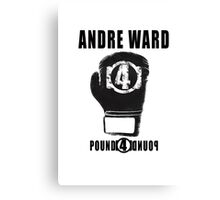 Andre Ward Canvas Print