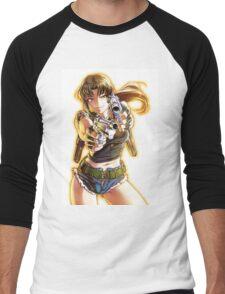 Sexy Milf Men's Baseball ¾ T-Shirt