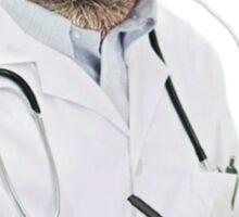 Doctor Sloth Sticker