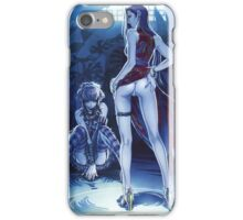 Sexy  Alluring Back iPhone Case/Skin