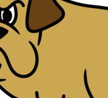 Bulldog Sticker