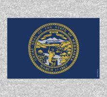 Nebraska State Flag by USAswagg2