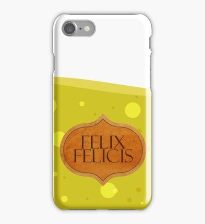 Felix Felicis Potion - Harry Potter iPhone Case/Skin