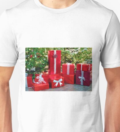 Christmas Presents Unisex T-Shirt