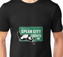 Welcome to Spear City Unisex T-Shirt