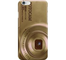 120 MPX Camera cover iPhone Case/Skin