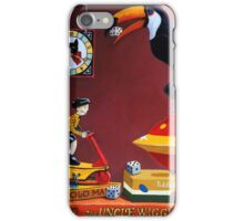 Toucan Play at this Game - whimsical fantasy imaginative realism painting iPhone Case/Skin